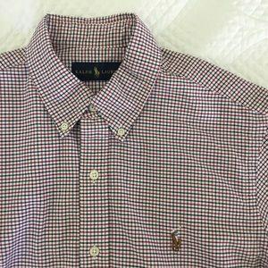 Ralph Lauren Men's M short sleeve shirt